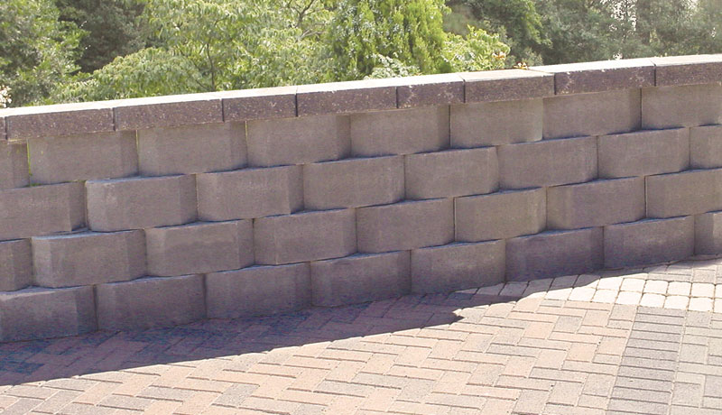 Retaining and Freestanding Wall Systems - Pavestone